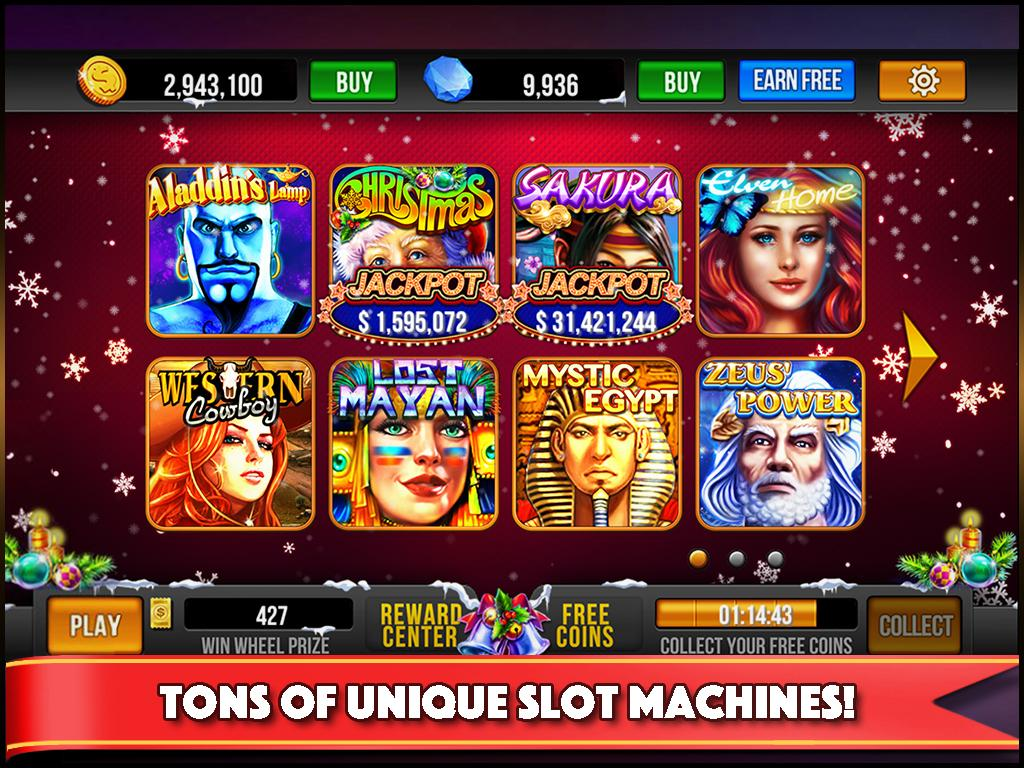 Free Spins No Deposit Bonuses Play The Best Ca Casino Slots Free